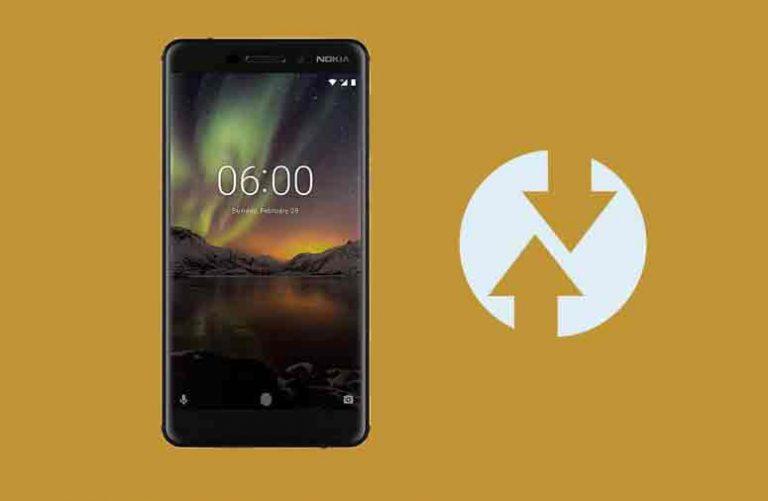 Устанавливаем TWRP Recovery и Root Nokia 6.1