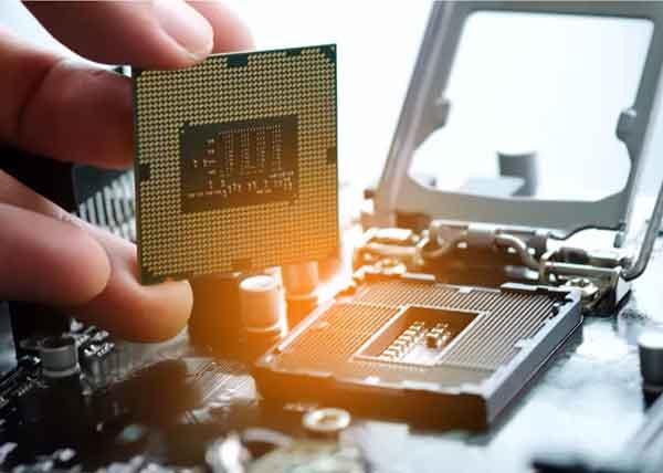 Как установить процессор и радиатор