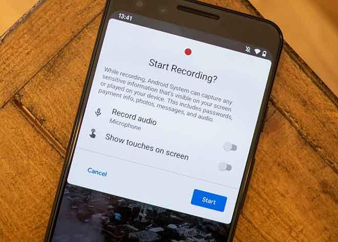 7 лучших решений, когда устройство записи экрана Android 11 не работает