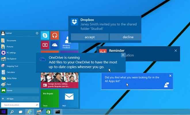 8 решений, когда уведомления не отображаются в Windows 10