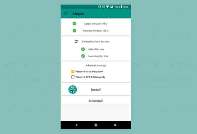 Как установить обновления OTA на рутированный Android