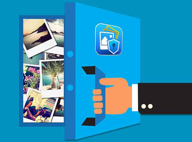 Топ-5 приложений-галерей с опцией скрытия фотографий для Android