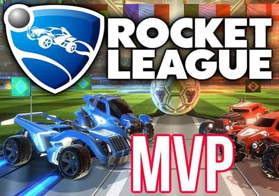 Как получить MVP в Rocket League