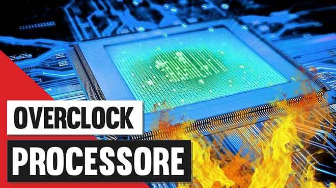 Как разогнать процессор на ПК с Windows 10