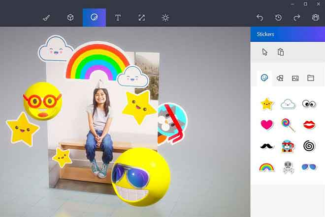 Как использовать Paint 3D для редактирования фотографий