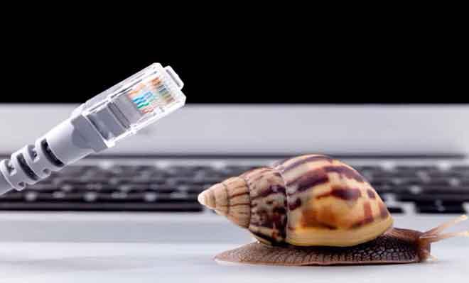 Медленное интернет-соединение, 7 решений