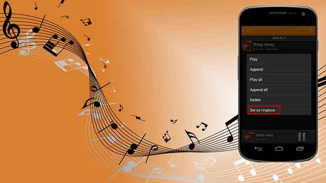Как поставить песню в качестве рингтона на Андроид, все способы