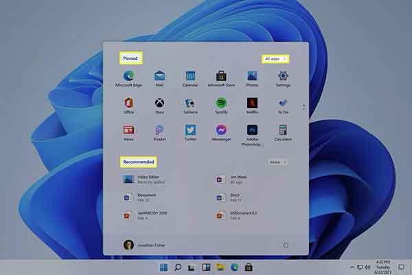 Как восстановить классическое меню Пуск в Windows 11