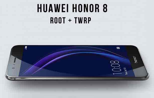 Устанавливаем TWRP recovery и Root Honor 8