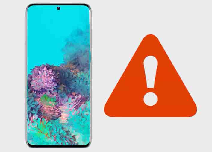 Samsung Galaxy S21 застрял, как исправить?