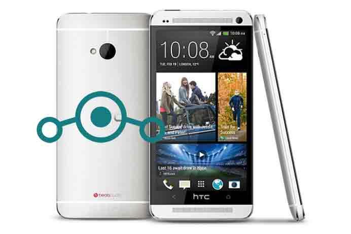 Загрузите и установите Lineage OS 18 на HTC One M7 (Android 11)