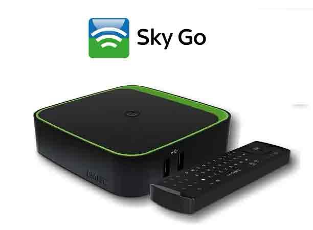 Как установить Sky Go на Smart TV?