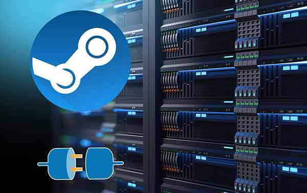 Исправлено: у Steam возникают проблемы с подключением к серверам.