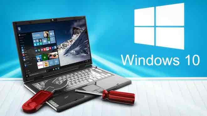 Использование диска 100% Windows 10. Как исправить!