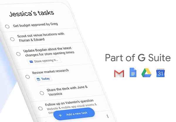 Как использовать Google Задачи