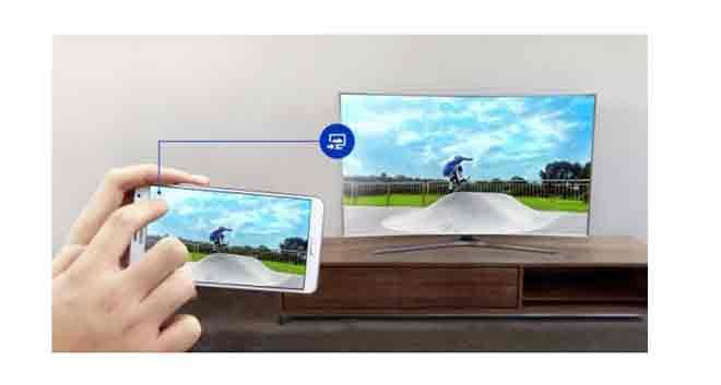 Как подключить телефон Samsung к телевизору Samsung