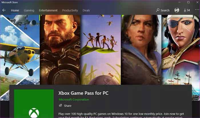 Полное руководство по использованию Xbox Game Pass в Windows