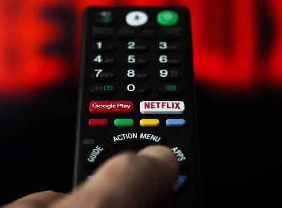 Как удалить устройство из Netflix